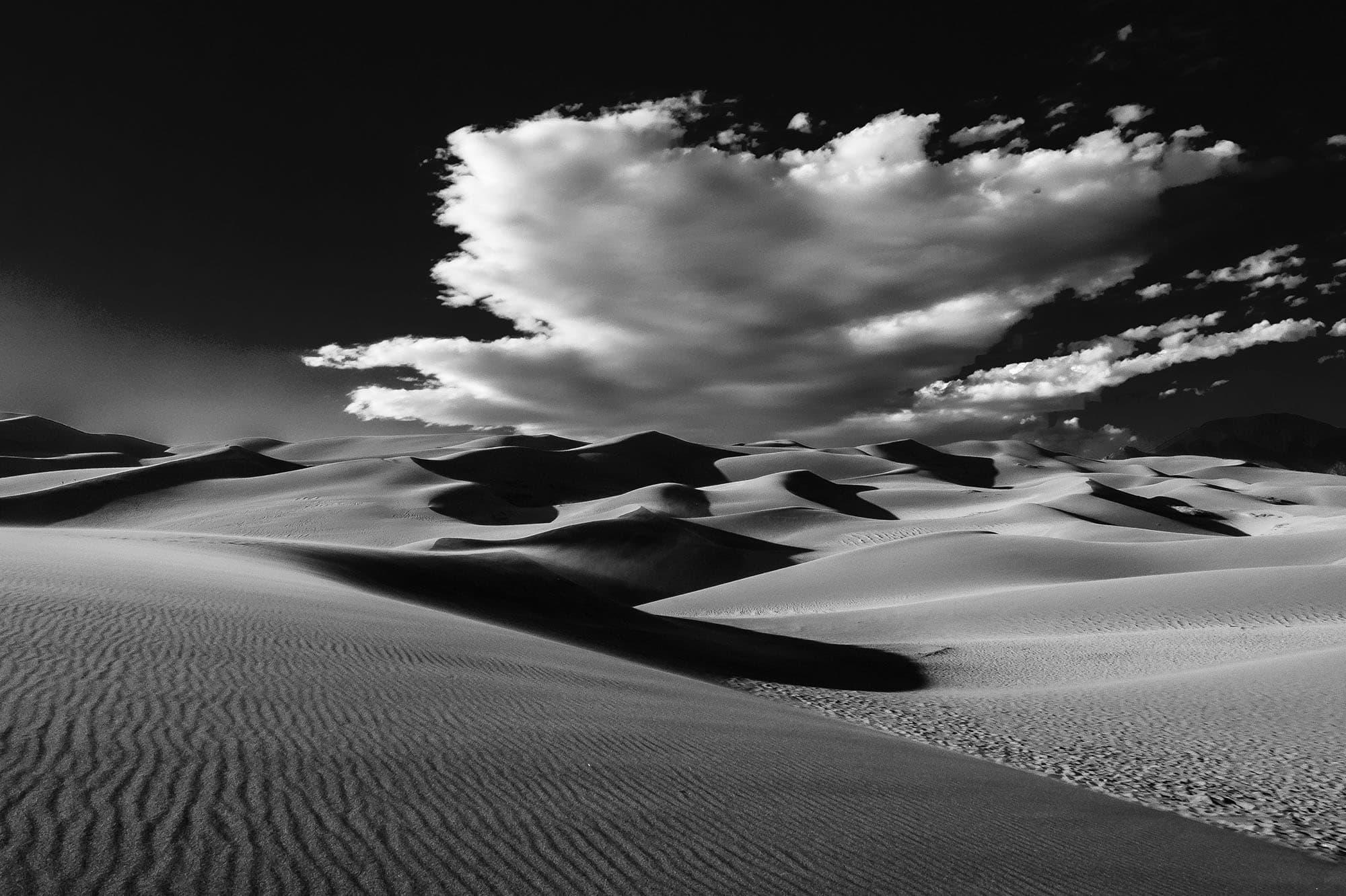 Great Sand Dunes National Park Colorado 26 September, 2019